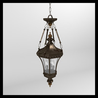 maya light hanging lantern