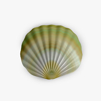 3ds max ark seashell smooth