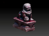 maya photometric temple guardian