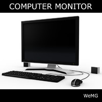 3ds computer monitor