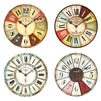 vintage wall clock 3ds