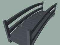 foot bridge 3d 3ds