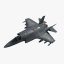 fighter jet 3D models