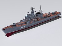 3ds max destroyer 956