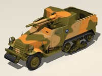 3d model of 75 m3