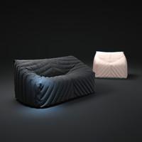 barnaby-sofa 3d model