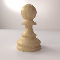 3d pawn