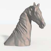 3d cake topper horse