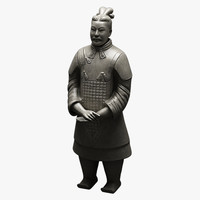 maya chinese terracotta warrior