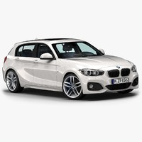 2016 bmw 1 series 3d 3ds