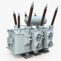 power transformer obj