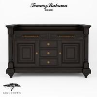 3d tommy bahama buffet 619-852 model