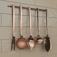 maya copper utensils