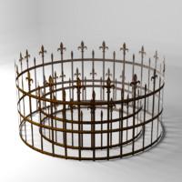 Fence Iron 1