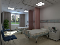 hospital room max