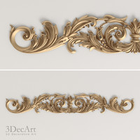 Carved decor | Ng_022