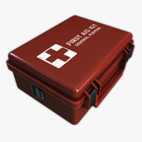 First Aid Medical Kit