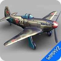 aircraft yak-3