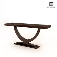 eichholtz console table ungaro 3d model