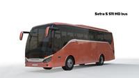 3d bus setra