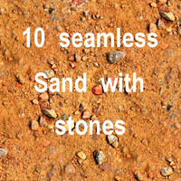 Sand With Stones Collection 2