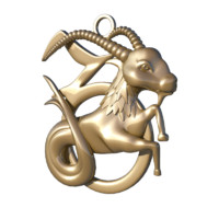 3d horoscope sign capricorn