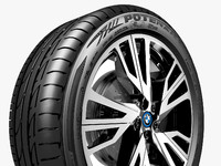 free max model bmw i8 bridgestone potenza