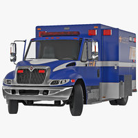 max international durastar ambulance 3