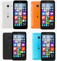 Microsoft Lumia 640 XL  all color