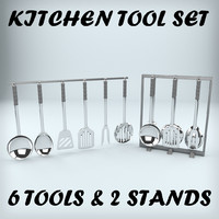 maya kitchen tool set