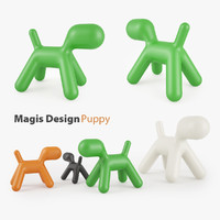 Magis Puppy Children's Chair