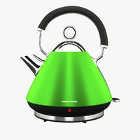 3d accents traditional kettle model