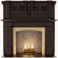 Chimneypieces Renaissance Stock No 11453
