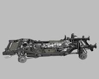 maya car chassis