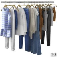 max woman clothes hangers