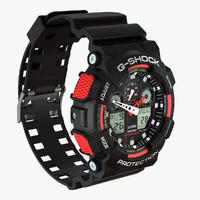 casio g-shock ga-100 1 3ds