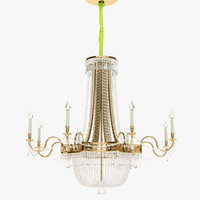max classic chandelier
