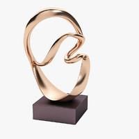 bronze sculpture grediaga 3ds