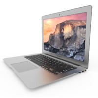 3d model macbook air 13 inch
