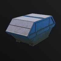 skip asset marmoset 3d x