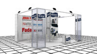Exhibition 43 Stand Design