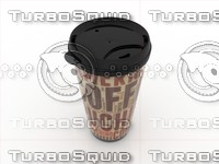 Coffe Thermos Mug