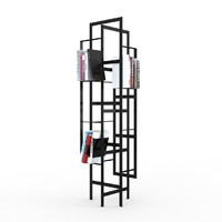 weave bookcase casamania 3d max