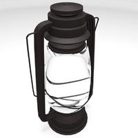 lantern used 3d max