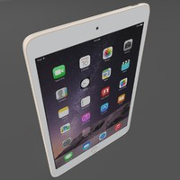 3d apple ipad