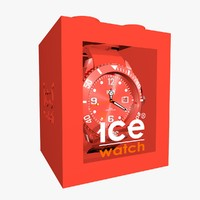 red ice watch 3ds