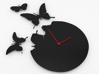 maya decorative wall clock