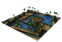playground park 3d model