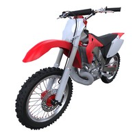 fbx motocross bike