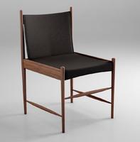 3d cantu chair 1958